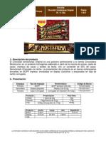 Ejemplos de Ficha Tecnica