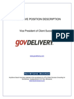 Executive Position Description - VP Csc Govdelivery Clc 072814