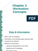 Information Concepts