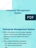 Enterprise Management System