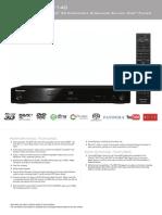 BDP-140 Single Sheet