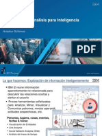 IBM i2analisistactico