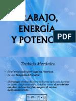 Diapo Trabajo Potencia y Energía