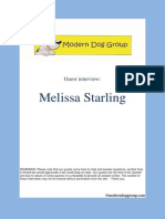 Jan 29, 2014  Melissa Starling