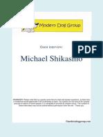 Nov 27, 2013  Michael Shikashio