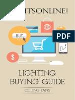 LightsOnline.com Ceiling Fan Lighting Guide