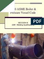 2.3 Tipos Unión y Sold - C6 ASME IX -PARTE 4 Simplificado