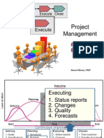 A 09 - Project Management - Project Execution