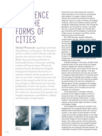 Architectural Design Volume 80 Issue 3 2010Michael Weinstock -- Emergence and the Forms of Cities