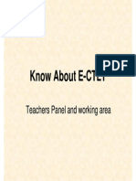 Know About E-CTLT Digital Diary