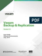 Veeam Backup 7 Userguide Vmware