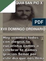 XVII DOMINGO ORDINARIO CICLO A.ppt