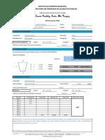 Formato de Certificado de Aforo