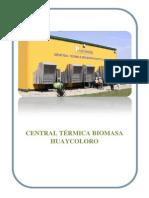 BIOMASA-HUAYCOLORO