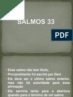 SALMOS 33