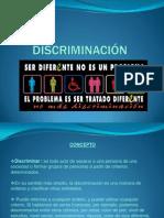 DISCRIMINACIÓN.ppt
