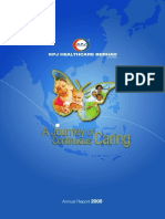 KPJ Annual Report (Cover to pp. 43), 2008