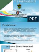 Sinusitis Paranasalis PDF