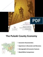 Economic Overview of Pulaski County, Arkansas