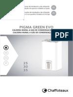 Manua Instalación Pigma Green