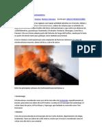 Principales Volcanes de Centroamérica