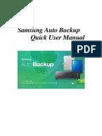 ENG_Samsung Auto Backup Quick Manual Ver 2.0