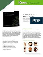 body wrap - ultimate body applicator