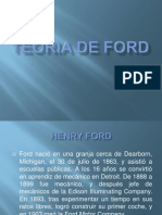 8. B TEORIA DE FORD