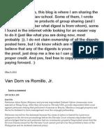 003 Van Dorn vs Romillo, Jr