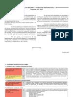 C1-08 Chile Protocolo BPA Para Producción Hortofrutícola