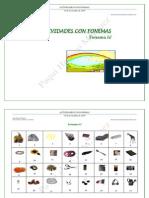 Actividades Con Fonemas PDF