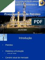 Processamento de Petróleo