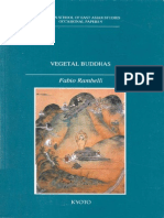 Rambelli, F. Vegetal Buddhas. Ideological Effects of Japanese Buddhist Doctrines on the Salvation of Inanimate Beings (2001)
