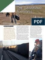 The Vagabond Express