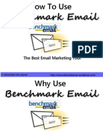 How to Use Benchmark Email - Innovative VA Learner