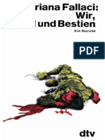 [Oriana Fallaci] Wir, Engel Und Bestien. Ein Beric(BookZa.org)
