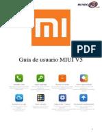 Guía Del Usuario MIUI V5 Versión 1.0