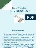 Economic Environment Intro 1