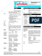 Carbozinc 11 & 11 FG PDS 7-11