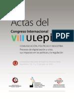 Unq Ulepicc Actasviii Congreso 2013