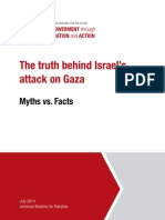 UPDATED WITH NEW INFO! The Truth Behind Israel's Attack on Gaza