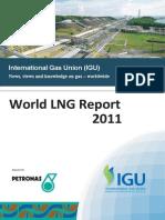 World LNG Report 2011