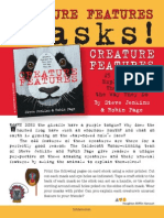 Creature Features Mask Kit