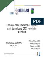46 Subsidencia Bogota GPS Nivelacion Martinez Et Al