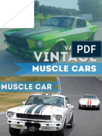 Peter Bouchard Muscle Cars.