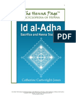 23438 the Henna Page Encyclopedia of Henna Id AlAdha the Muslim Feast of Sacrifice