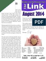 August 2014 LINK Newsletter