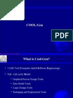 CoolGen-Training I