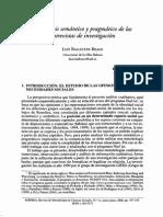 Analisis Semantico y Pragmatico