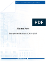 presupuesto ingresos 2014
